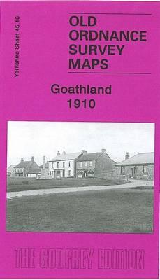 Goathland 1910: Yorkshire Sheet 45.16 - Old O.S. Maps of Yorkshire (Sheet map, folded)