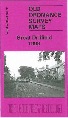 Great Driffield 1909: Yorkshire Sheet 161.12 - Old O.S. Maps of Yorkshire (Sheet map, folded)