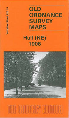 Hull (NE) 1908: Yorkshire Sheet 226.15 - Old Ordnance Survey Maps of Yorkshire (Sheet map, folded)