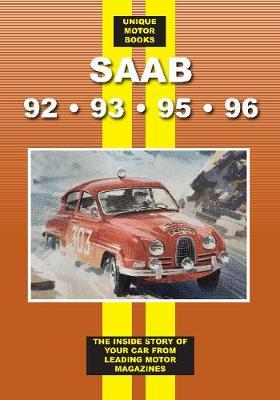 Saab 92 93 95 96 (Paperback)