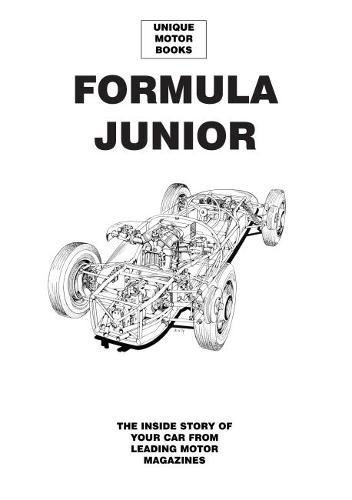 Formula Junior (Paperback)