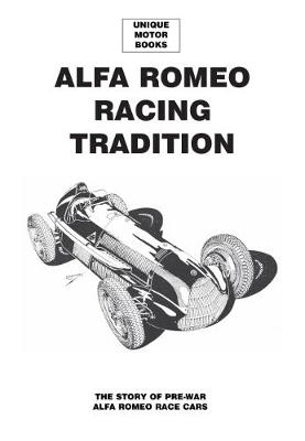 Alfa Romeo Racing Tradition (Paperback)