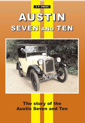 Austin 7 and 10 (Paperback)