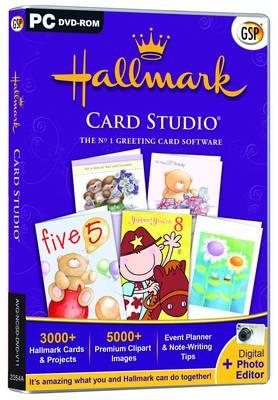 Hallmark Card Studio (DVD)