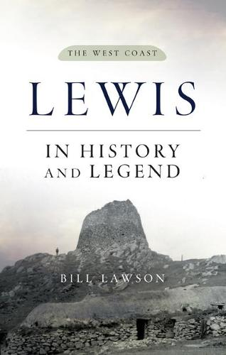 Lewis in History and Legend: The West Coast (Paperback)