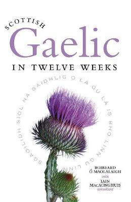 Scottish Gaelic in Twelve Weeks (Paperback)