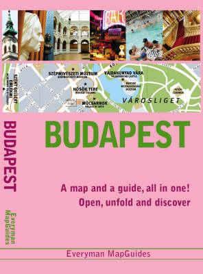 Budapest EveryMan MapGuide 2006 - Everyman MapGuides (Hardback)