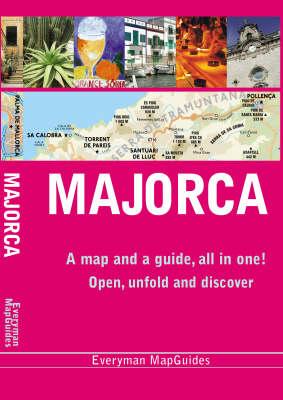 Majorca EveryMan MapGuide - Everyman MapGuides (Hardback)