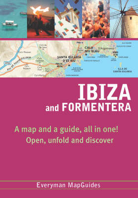 Ibiza EveryMan MapGuide - Everyman MapGuides (Hardback)