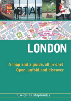 London EveryMan MapGuide - Everyman MapGuides (Hardback)