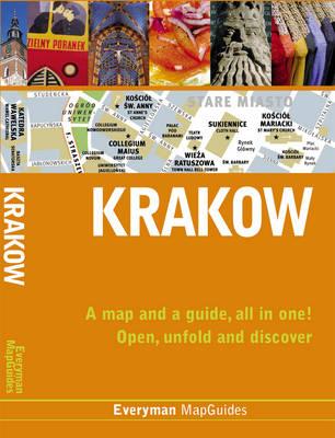 Krakow Everyman MapGuide (Hardback)