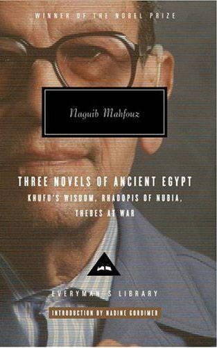 Mahfouz Trilogy Three Novels of Ancient Egypt (Hardback)