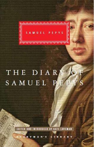 Samuel Pepys: The Diaries (Hardback)