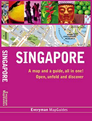 Singapore Everyman MapGuide (Hardback)