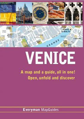 Venice 2011 - Everyman MapGuides (Hardback)