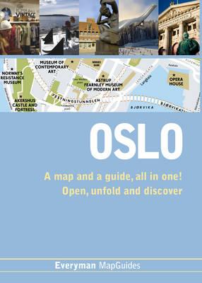 Oslo Everyman MapGuide (Hardback)