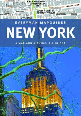 New York Mapguide (Hardback)