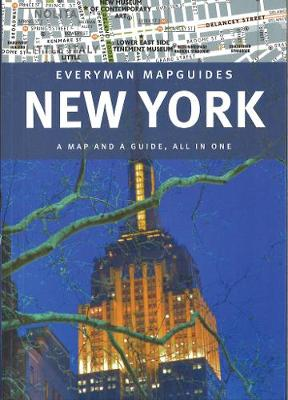 New York Everyman Mapguide: 2016 edition (Hardback)