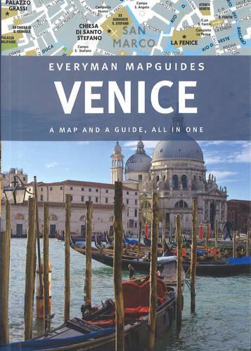 Venice Everyman Mapguide: 2016 edition (Hardback)