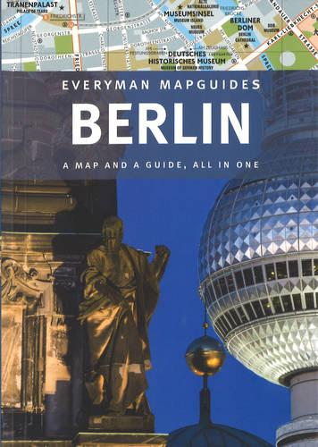 Berlin Everyman Mapguide: 2016 edition (Hardback)