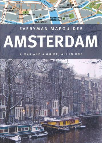 Amsterdam Everyman Mapguide: 2016 edition (Hardback)