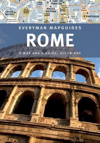 Rome Everyman Mapguide (Hardback)