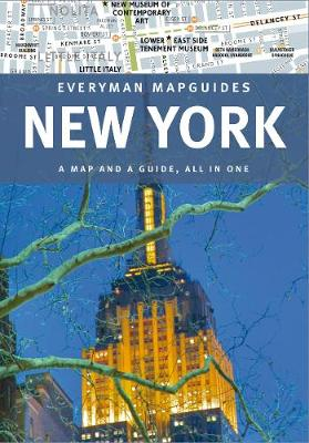 New York Everyman Mapguide (Hardback)