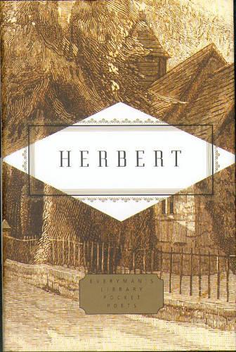 Herbert Poems - Everyman's Library POCKET POETS (Hardback)