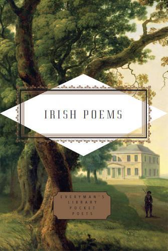 Irish Poems - Everyman's Library POCKET POETS (Hardback)