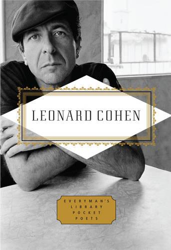 Leonard Cohen Poems - Everyman's Library POCKET POETS (Hardback)
