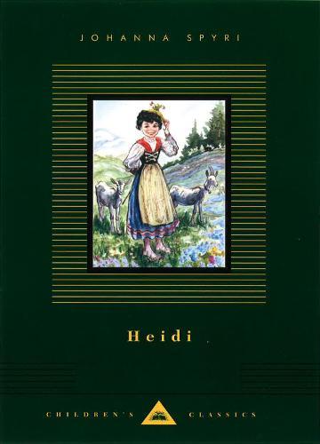 Heidi - Everyman's Library CHILDREN'S CLASSICS (Hardback)