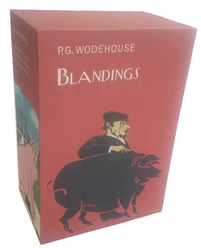 Wodehouse Blandings Boxset