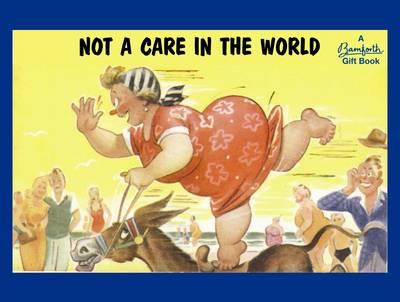 Not A Care In The World - Bamforth Gift Books (Hardback)