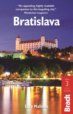 Bratislava: City Guide - Bradt Mini Guide (Paperback)