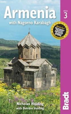 Armenia: With Nagorno Karabagh - Bradt Travel Guides (Paperback)
