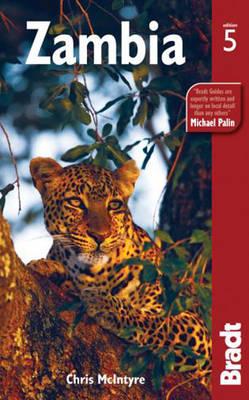 Zambia - Bradt Travel Guides (Paperback)