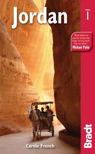 Jordan - Bradt Travel Guides (Paperback)