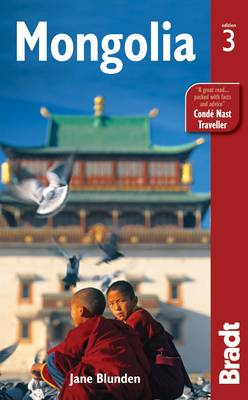 Mongolia - Bradt Travel Guide (Paperback)