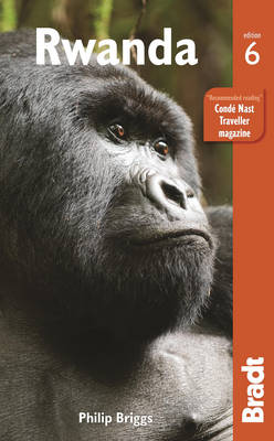 Rwanda - Bradt Travel Guides (Paperback)