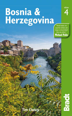 Bosnia & Herzegovina - Bradt Travel Guide (Paperback)