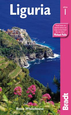Liguria - Bradt Travel Guides (Regional Guides) (Paperback)