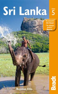 Sri Lanka - [Bradt Travel Guide] Bradt Travel Guides (Paperback)