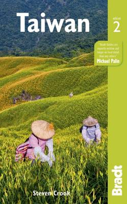 Taiwan - Bradt Travel Guides (Paperback)
