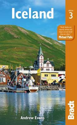 Iceland - [Bradt Travel Guide] Bradt Travel Guides (Paperback)