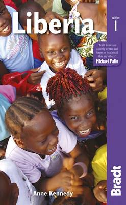 Liberia - Bradt Travel Guides (Paperback)