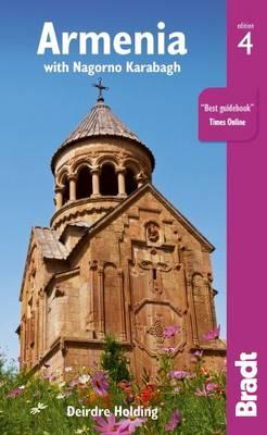 Armenia with Nagorno Karabagh - Bradt Travel Guides (Paperback)