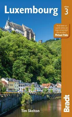 Luxembourg - Bradt Travel Guides (Paperback)