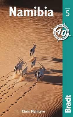 Namibia - Bradt Travel Guides (Paperback)