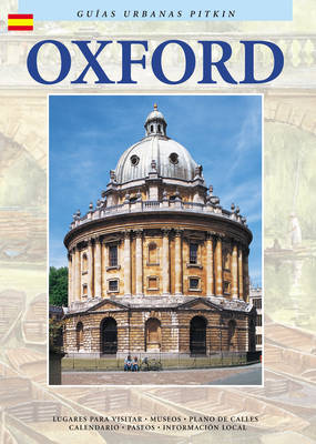 Oxford - Pitkin Guides Series (Paperback)