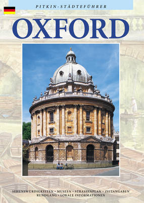 Oxford: The Pitkin City Guides (Paperback)